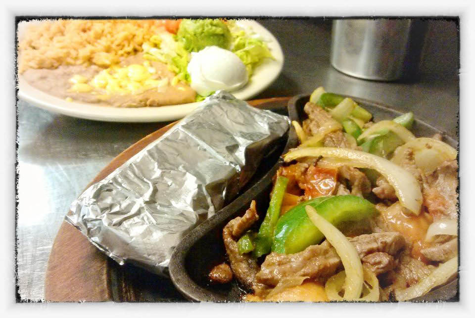 Lunada Mexican Grill and Cantina Fajitas Hilliard Ohio
