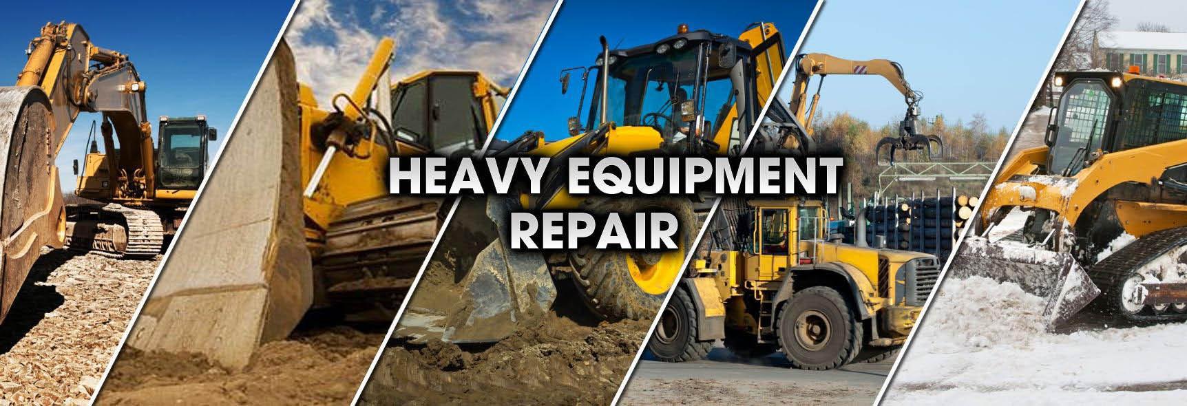 M & L Equipment Repair main banner image - Tenino, WA - Olympia, WA