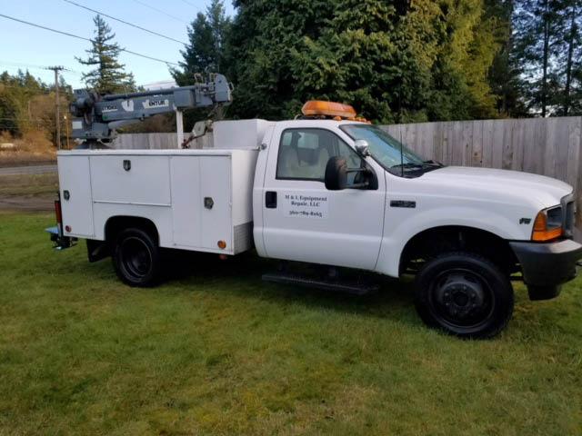 M & L Equipment Repair - Equipment Repair Coupons Near Me - Olympia, WA - Tenino, WA - Forklift - Excavators