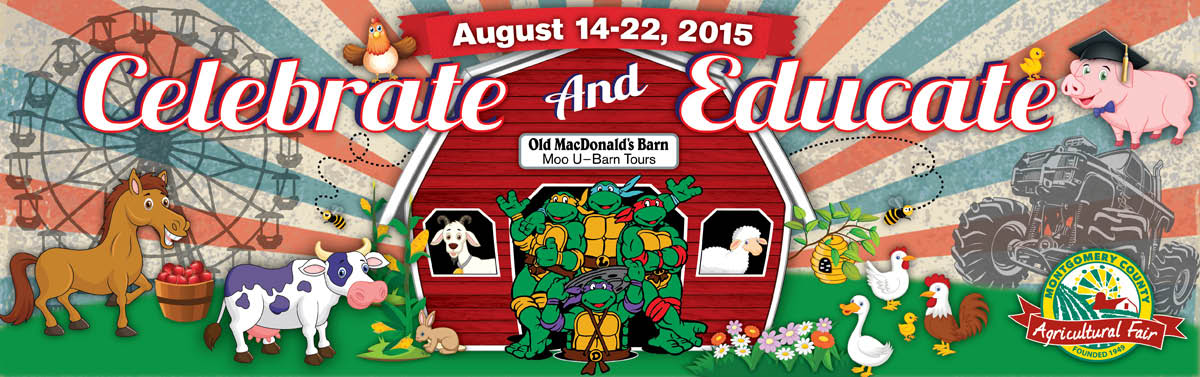 MONTGOMERY COUNTY AGRICULTURAL FAIR in Gaithersburg