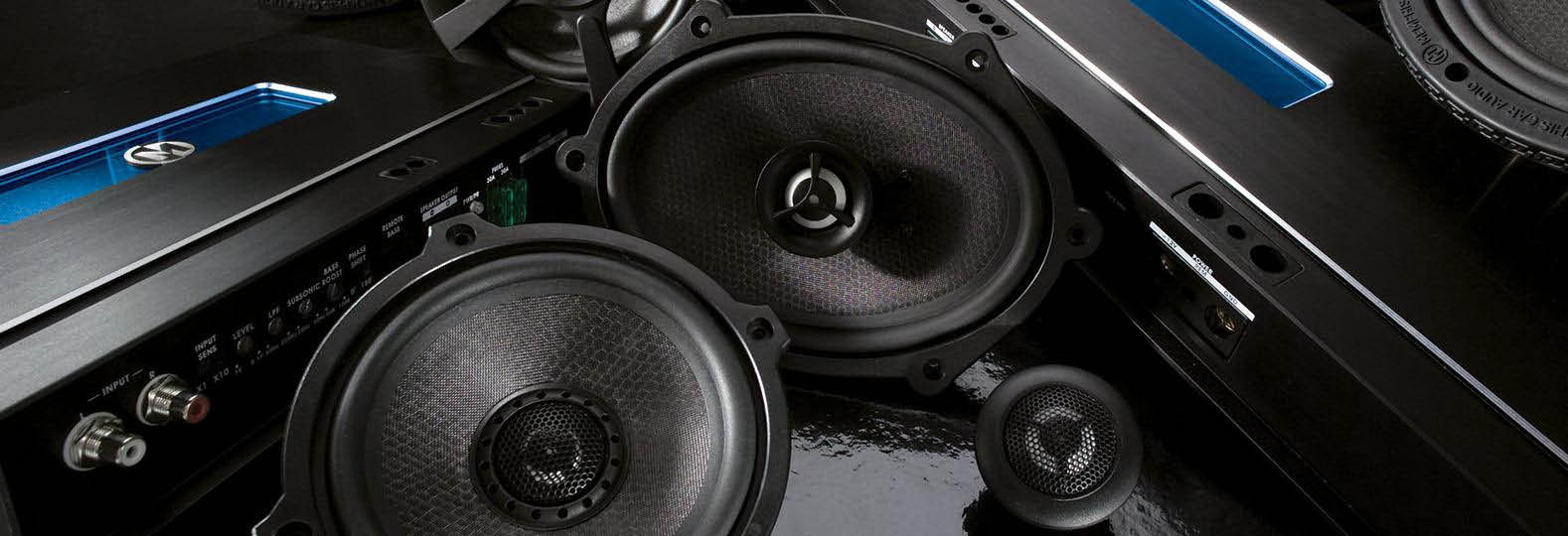 Sound Decisions in Racine, Wisconsin car audio sales, service and installations near Kenosha banner