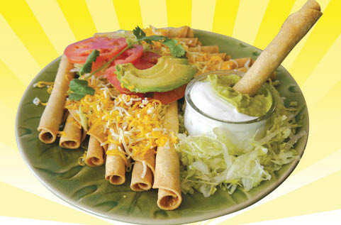 Choose from a wide variety of authentic Mexican food options