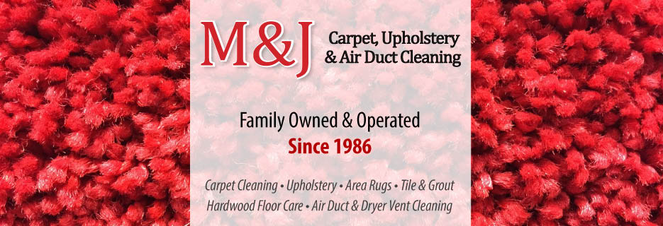 M&J Carpet Cleaning