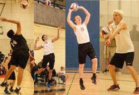 mens Volleyball, boys volleyball
