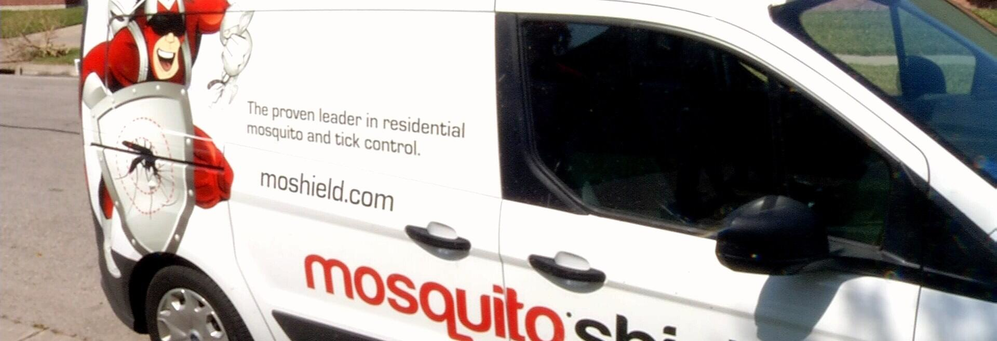 Mosquito Shield Mosquito Control of Western Massachusetts Springfield, MA banner
