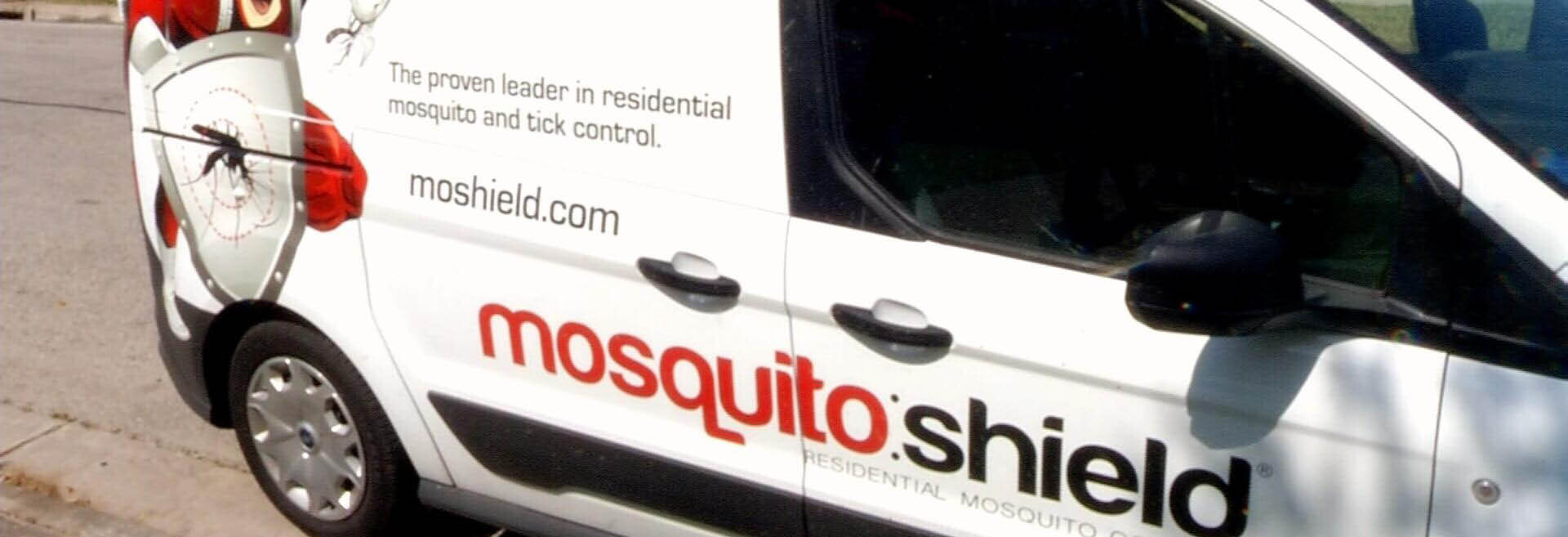 Full Service Mosquito and Pest Company.  Mosquito Shield of the North Shore