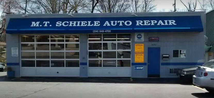 Auto repair shop near Mehlville MO
