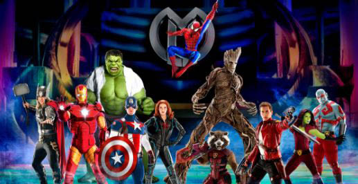 marvel universe live, concert tickets near Clearwater