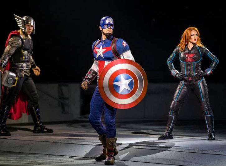 The Avengers, cheap tickets, near Sarasota, Bradenton