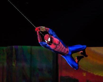 Spiderman, concert tickets, Marvel Universe