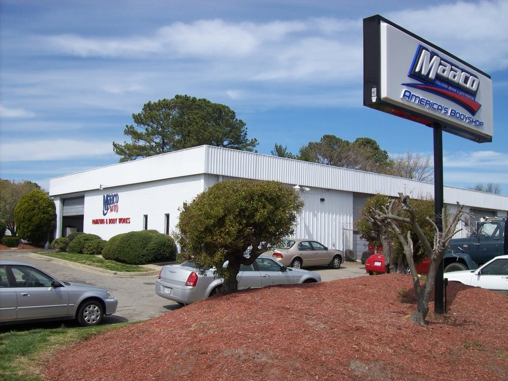 MAACO COLLISION REPAIR & AUTO PAINTING In CHESAPEAKE, VA