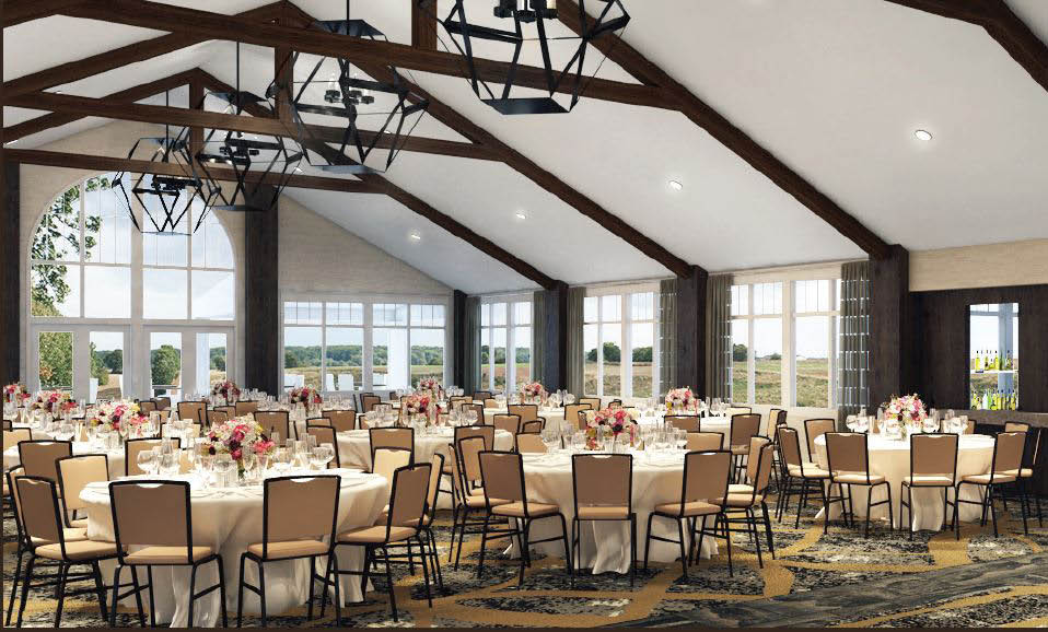 banquet room events wedding