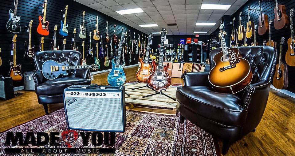 Music store near Altamonte Springs