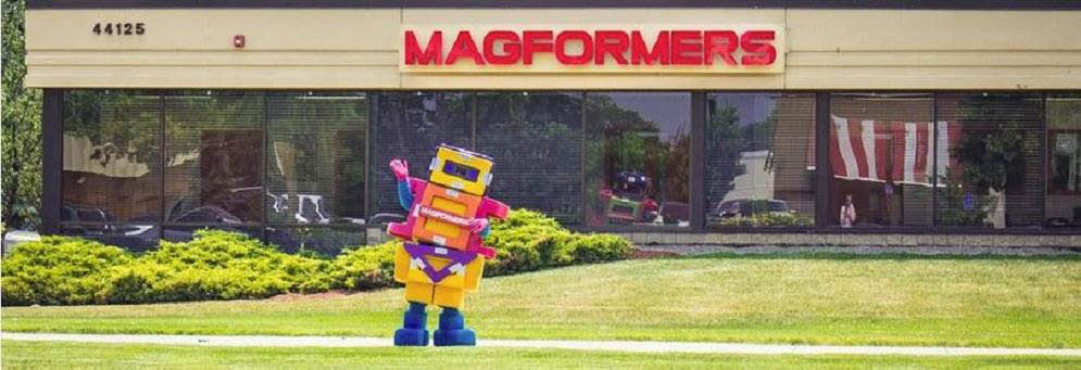 photo of exterior of Magformers LLC in Canton, MI