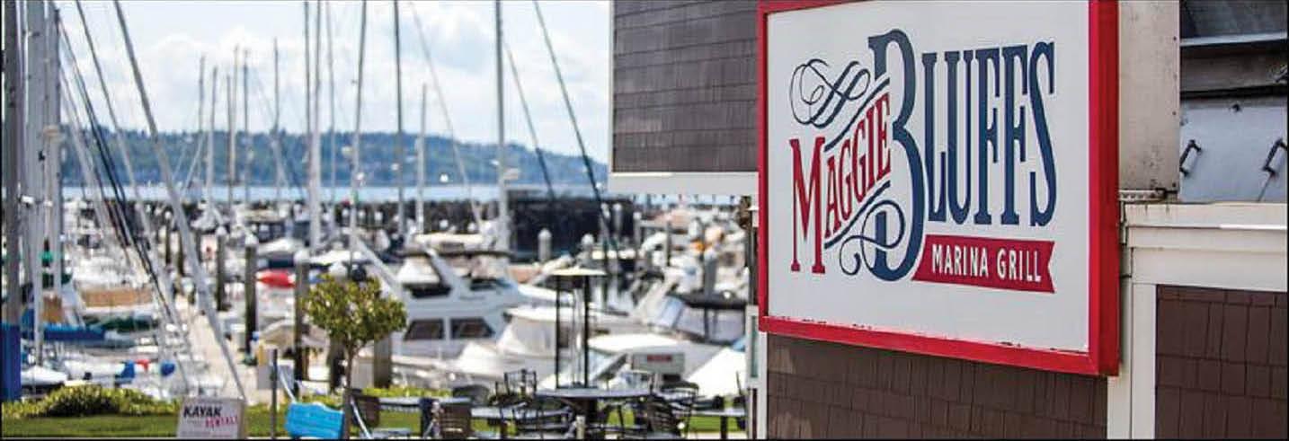 Maggie Bluffs main banner image - Seattle, WA