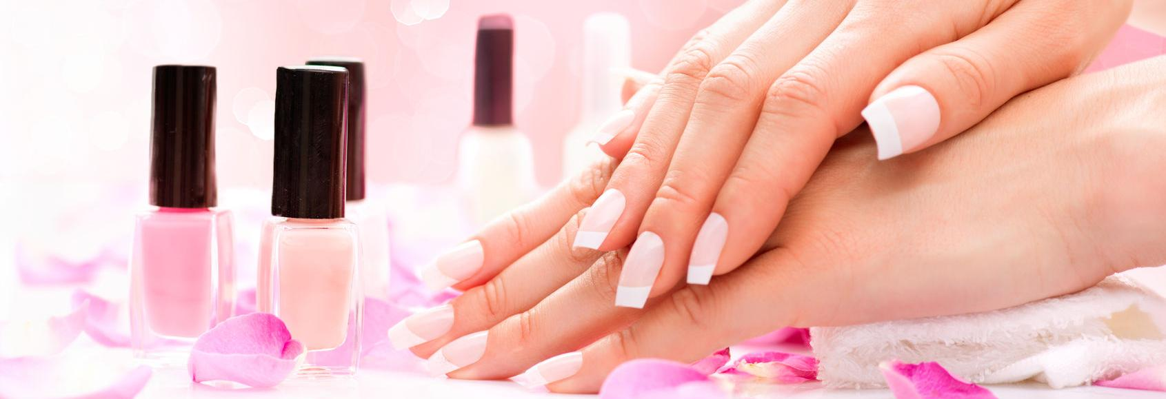 Our Services Manicure Pedicure Artificial Nails Waxing, Facial & Massage Extended Services
