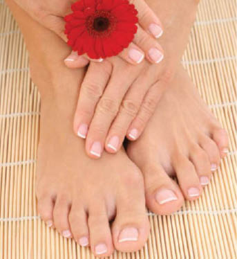 Get pedicures and manicures near Redondo Beach