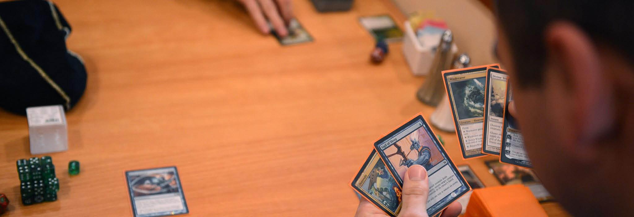 card game magic pokemon