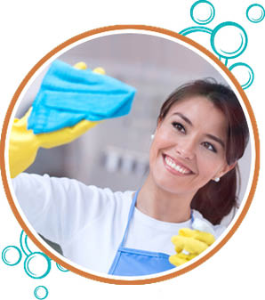 Our cleaning staff will make your rooms shine