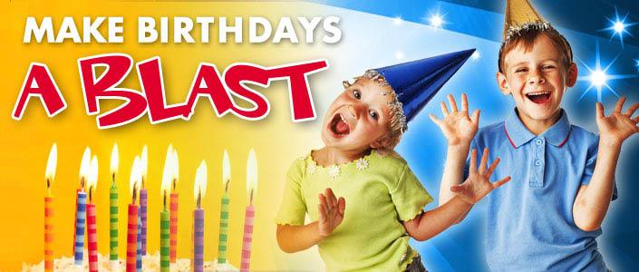Make Birthdays a Blast at Paddock Bowl in Pacheco, CA