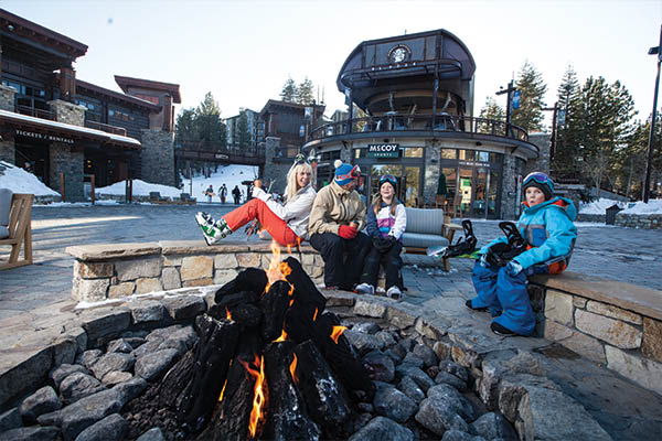 Family fun at Mammoth Mountain
