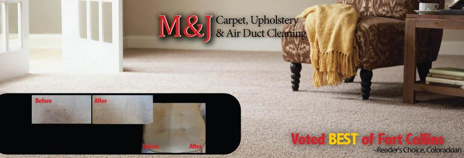 M&J Carpet Cleaning