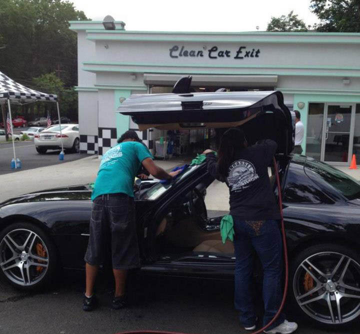 car detailing & vacuuming manhasset hand wash manhasset, new york