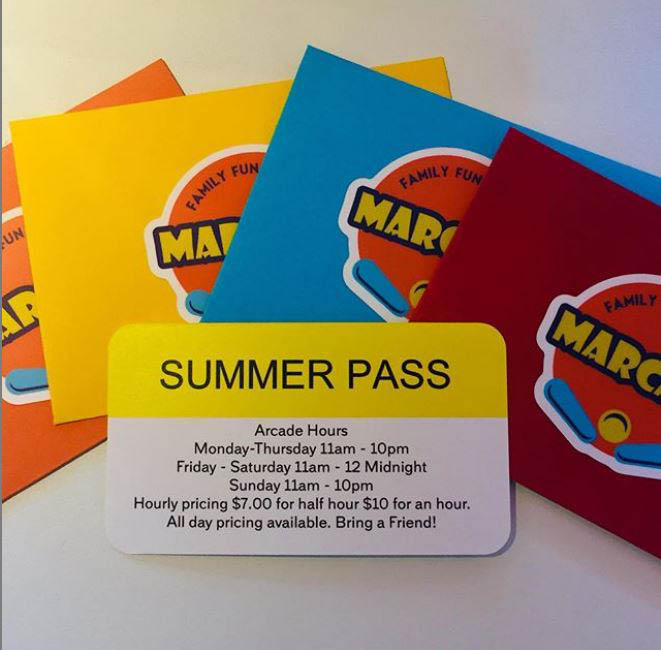 MARCADE FAMILY FUN CENTER in Dover, NJ - Local Coupons August 2019