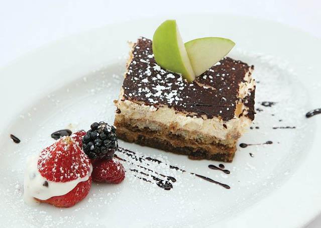 Italian desserts in West Hollywood