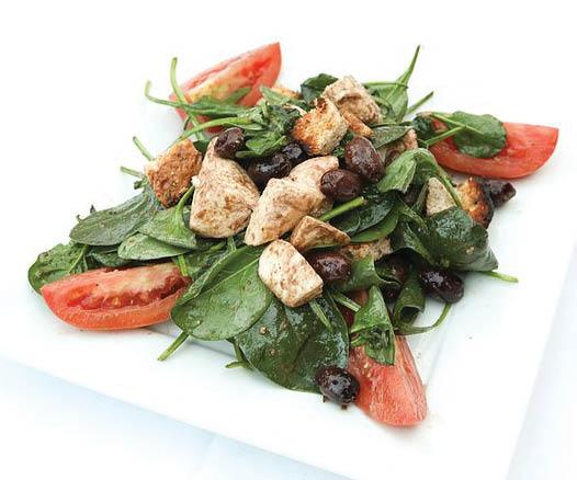 fresh salads and antipasto near Beverly Hills
