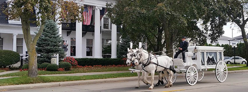 Maresh Meredith & Acklam Funeral Home Carriage