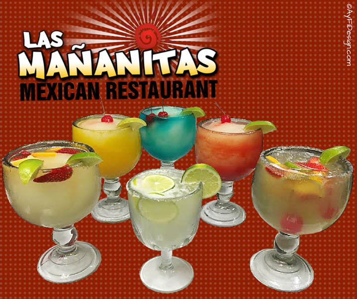 Margaritas will make your Mexican even more festive at our Cypress restaurant