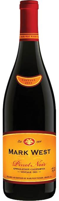 Mark West Pinot Noir wine selection Murray Hill