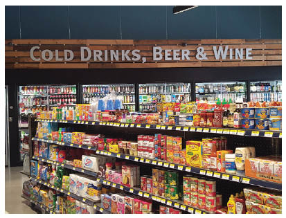 The Marketplace at Echo Falls in Snohomish, WA - Snohomish convenience stores near me - beer - wine - spirits - convenience store coupons near me