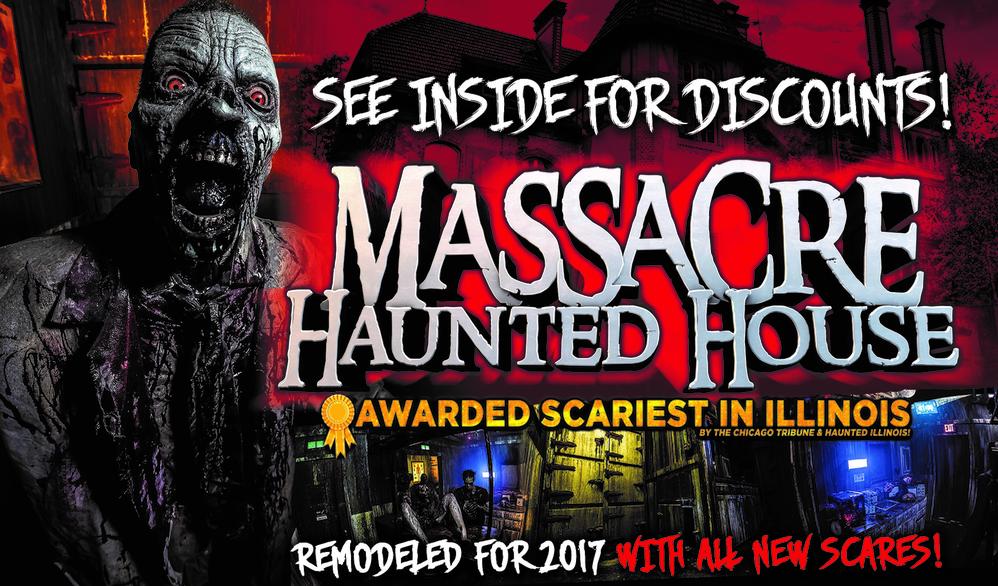 Halloween Events, Naperville, Chicago, Montgomery, Yorkville,