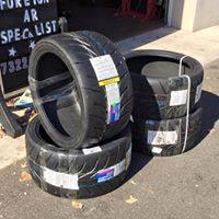 High end Tires