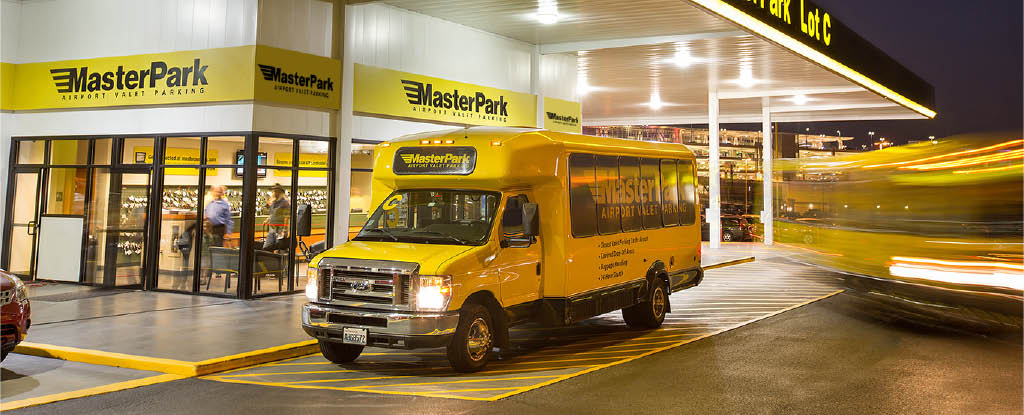 Get to your SeaTac Airport terminal faster than if you had parked at the airport - MasterPark Airport Valet Parking