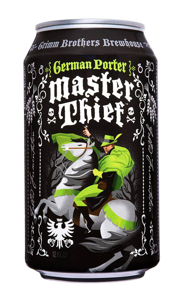Grimm Brothers Brewhouse German Porter