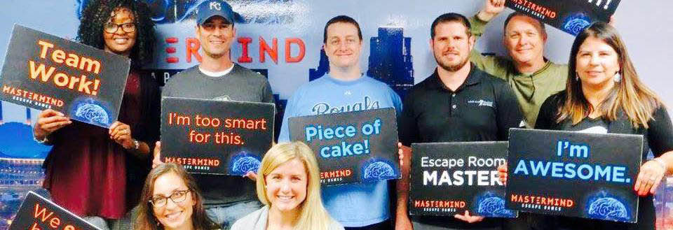 Mastermind Escape games...We Won!