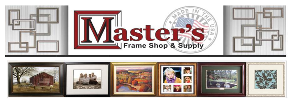 Master's Frame Shop & Supply