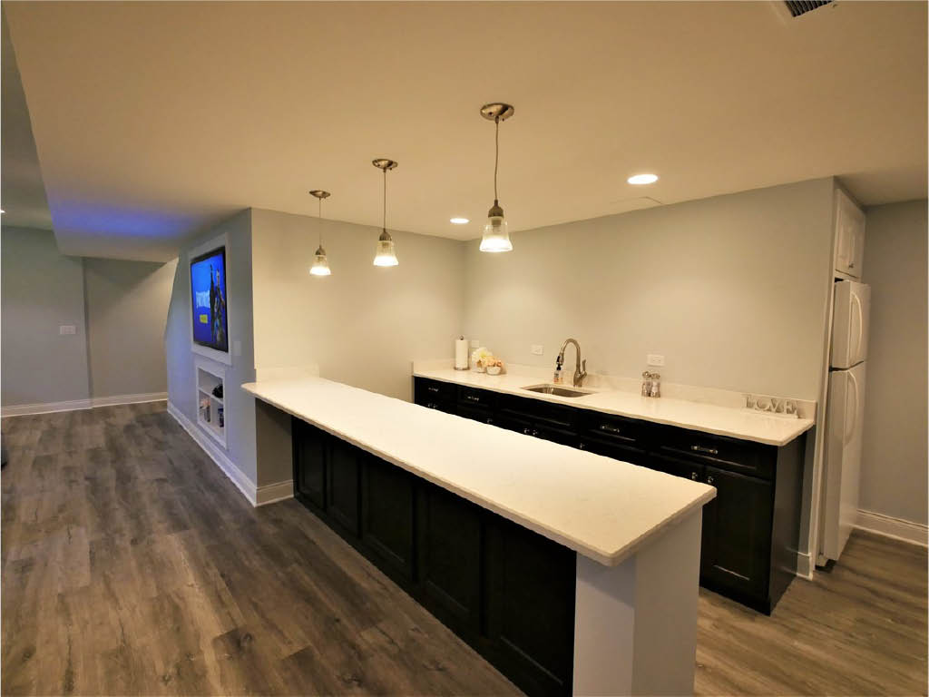 Let our innovative basement system bring your designs to life.
