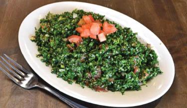 Delicious Mediterranean Tabbouleh Salad