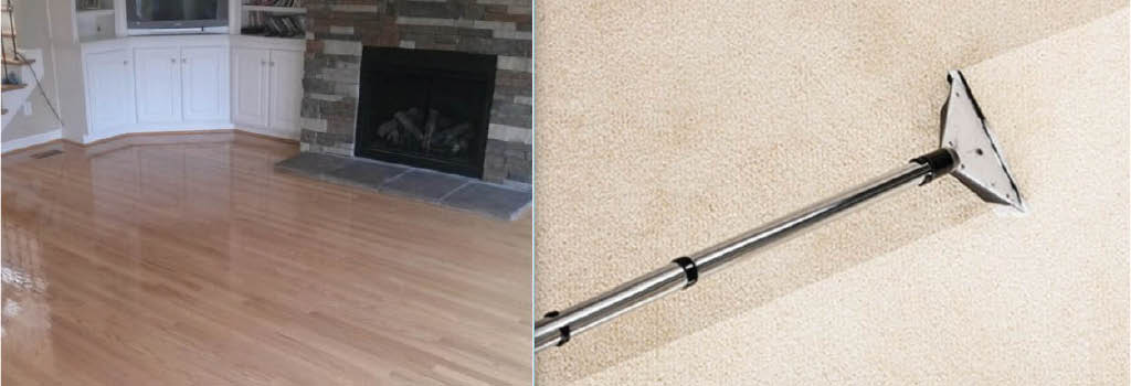 Professional carpet, upholstery, air duct cleaning services