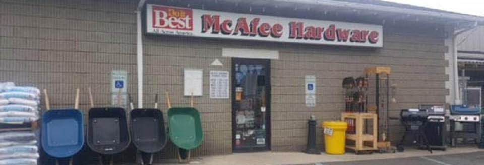 McAfee Hardware in Vernon NJ