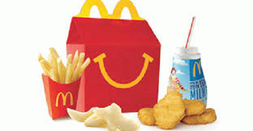 Happy Meals available at McDonald's in Parsippany NJ