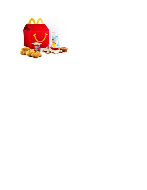 Happy Meals available at McDonald's in Mahwah NJ; Wyckoff NJ
