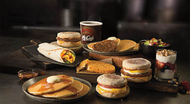 All Day Breakfast served at McDonalds in New Jersey