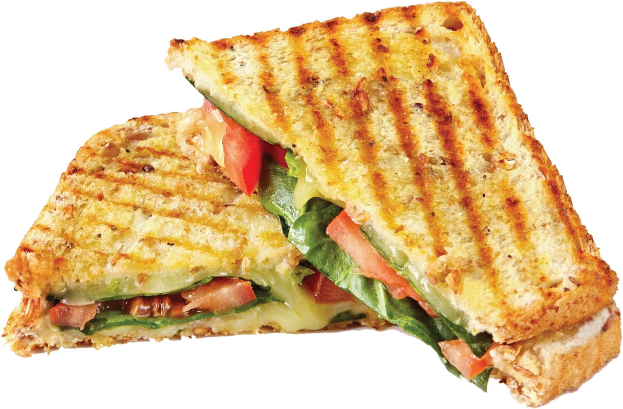 Homestyle grilled sandwiches - fresh and hot