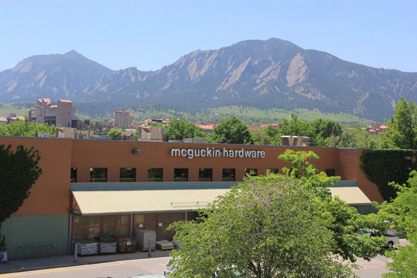 McGuckin Hardware Boulder Colorado Store