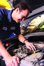 Service Brake Inspection, West Covina, CA